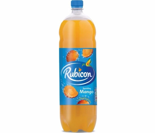 AG Barr is recalling 84,000 bottles of Rubicon Sparkling Mango