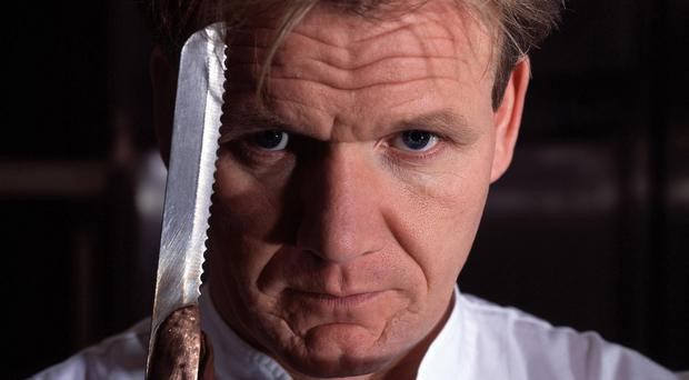 Gordon Ramsay's Defends Making His Kids Fly Economy