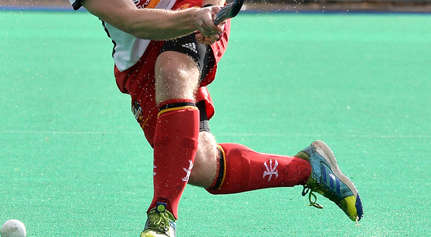 Fired up: Rio is now a memory as Eugene Magee looks ahead to the EuroHockey League in Banbridge