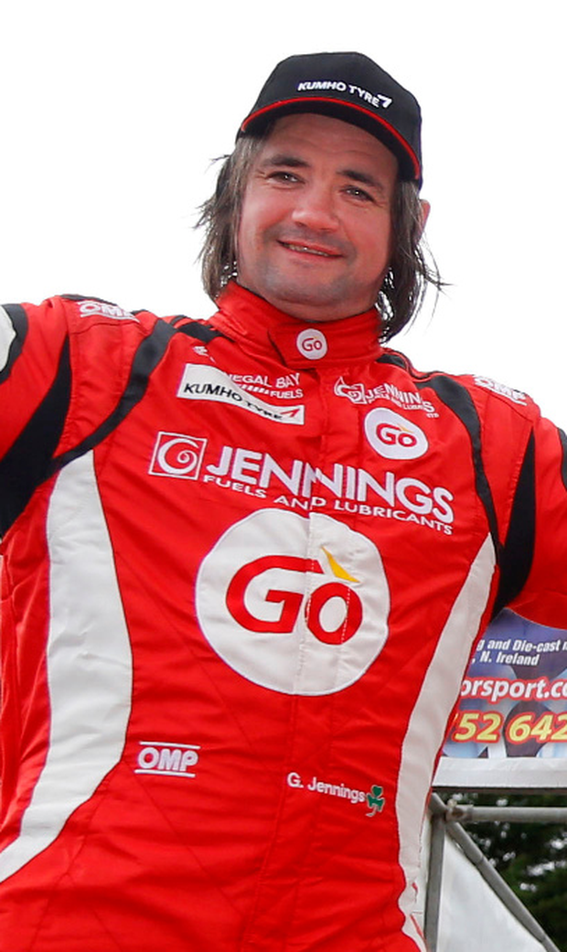 On a mission: Garry Jennings will be aiming to get the better of his rivals