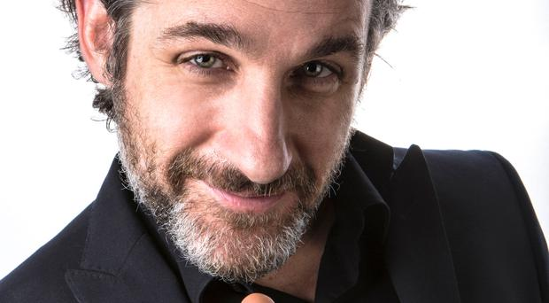 Canadian funnyman Tom Stade