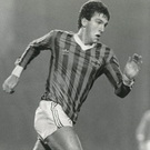 Teenage kicks: Northern Ireland legend Norman Whiteside