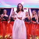 Style Academy models showcase stunning new autumn/winter designs from Harper at The Merchant Hotel's Fabulous Fashion Teas. The Walk in Wardrobe, Grainne Maher, Shauna Fay and Blush Belfast also featured in the decadent series of Fashion Teas.