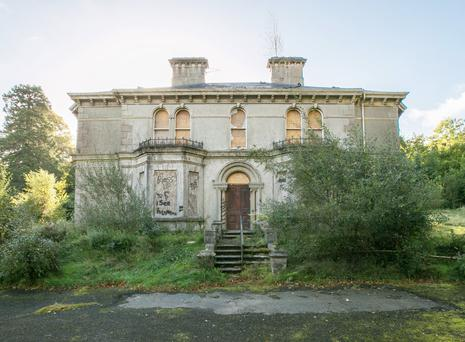 Ardavon House in Cultra, north Down, is up for sale as part of a development opportunity