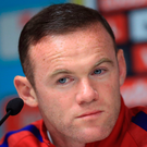 Benched: Wayne Rooney