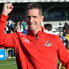 Injury concerns: Stephen Baxter must make changes