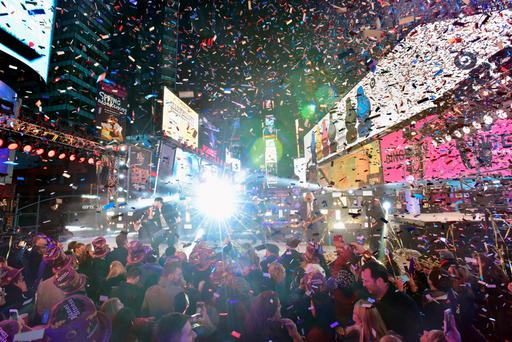 Belfast should have its own New Year's Eve celebrations like New York, the petition says.