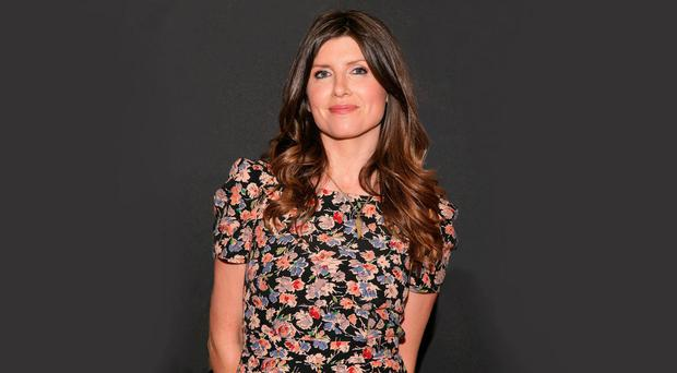 Separate ways: Sharon Horgan has created a new series, starring Sarah Jessica Parker, called Divorce