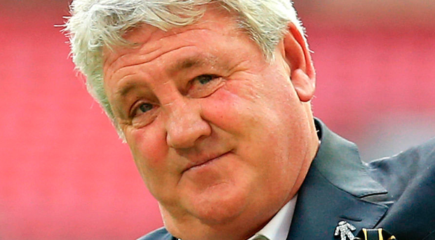 Track record: Steve Bruce has experience of the Championship