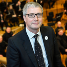 Richard Wigley, the managing director of the Ulster Orchestra