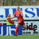 Only way is up: Portadown legend Richard Clarke saddened by the club's fall from grace