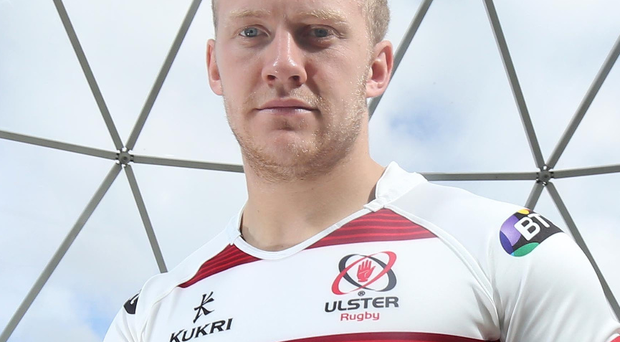 Key player: Stuart Olding will go straight into Ulster team