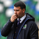 Unacceptable: David Healy blasted the League Cup defeatof