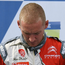 Fighting back: Kris Meeke