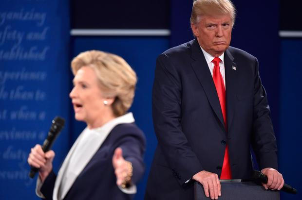 Hate speech: US Presidential candidates Hillary Clinton and Donald Trump