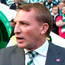 Celtic manager Brendand Rodgers