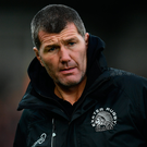 Ulster bound: coach Rob Baxter wants a quick response from Exeter