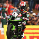 Title on hold: Jonathan Rea