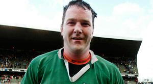 Former Irish rugby star and coach Anthony Foley