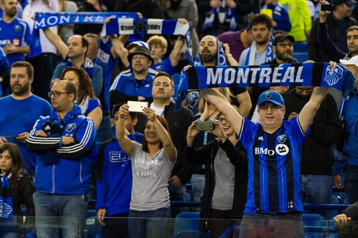 Keeping it Real: Impact fans try to make an impact in Montreal