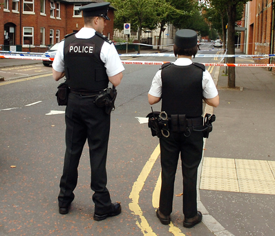 Police officers are taking steps to eradicate anti-social behaviour on our streets
