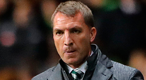 Celtic manager Brendan Rodgers has stood by defender Koule Toure after last night's loss to Borussia Monchengladbach