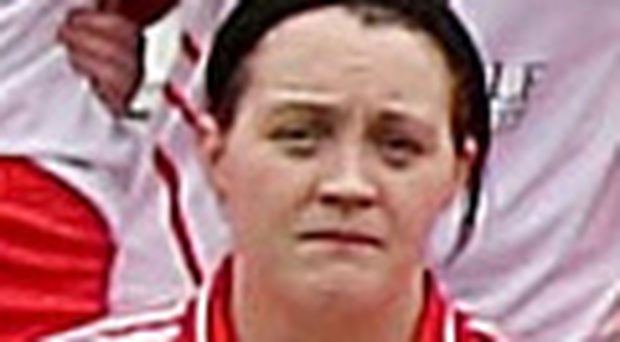 Hot shot: Racquel McCarry can help fire Loughgiel to title success
