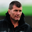 Pumped up: Rob Baxter wants a response after the opening loss