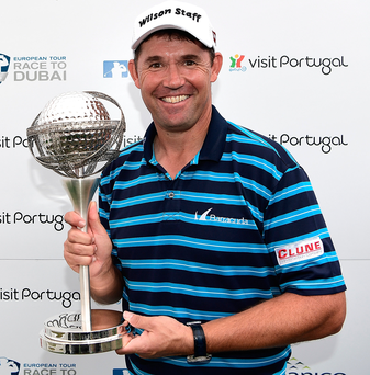 Padraig Harrington: