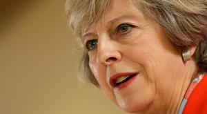 British Prime Minister Theresa May (AP Photo/Alastair Grant)
