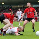 Feargal McCormack is a fan of the Down gaelic football team