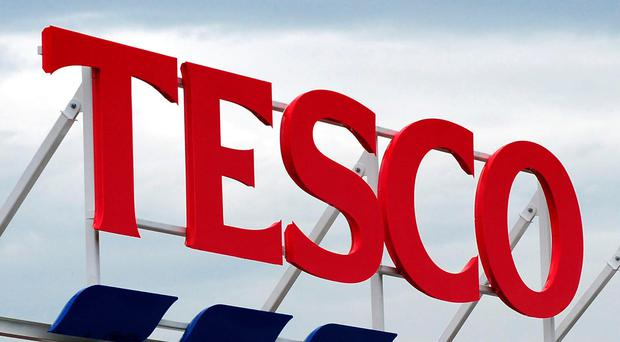 Tesco was embroiled in a pricing row triggered by the fall in sterling
