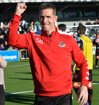 Going again: Stephen Baxter says he will make changes for the IRN-BRU Cup clash with Livingston, which is being replayed because Alan Lithgow (inset) played despite being ineligible for the first clash, to prevent the risk of injury