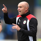 Cliftonville manager Gerard Lyttle: