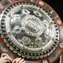 Betting has been suspended in the County Antrim Shield quarter-final tie between the PSNI and Albert Foundry.