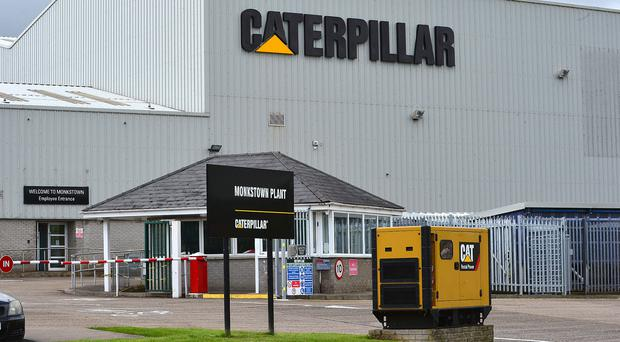 Caterpillar NI revealed 200 job cuts and closure of its Monkstown site this year