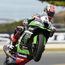 On track: Jonathan Rea should retain his world title at the weekend