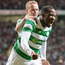 Strong link: Moussa Dembele and Leigh Griffiths combined for the winner against Rangers