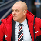 Support: Mark Warburton has Ally McCoist's backing