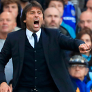 Hitting back: Antonio Conte has demanded more respect