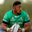 Connacht's Bundee Aki has signed a new three year deal with Connacht