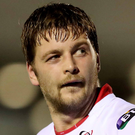 Ruled out: Iain Henderson