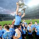 Up for Cup: Dublin celebrate All-Ireland success at Croke Park