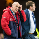 Frustrating night: Mark Warburton was disappointed that Rangers dropped more points at Ibrox