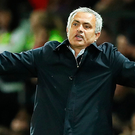 Response: Jose Mourinho says he was determined to repay the fans' faith with a derby victory