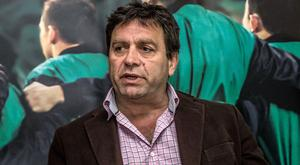 IRFU performance director David Nucifora