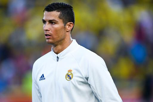 Fired up: Cristiano Ronaldo says he turns criticism into motivation