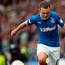 Hot battle: Lee Hodson is fighting to nail down a starting spot at Rangers