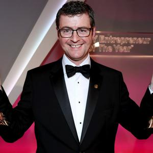 Brendan Mooney has been named EY Entrepreneur