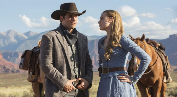 Wild side: HBO's highly praised reboot of the 1973 movie Westworld